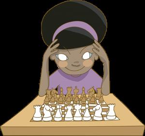 Ttabuleiros de xadrez com linguagem em Braille