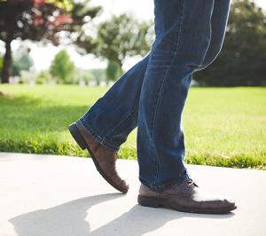 Gastando a energia certa: Caminhando no dia a dia