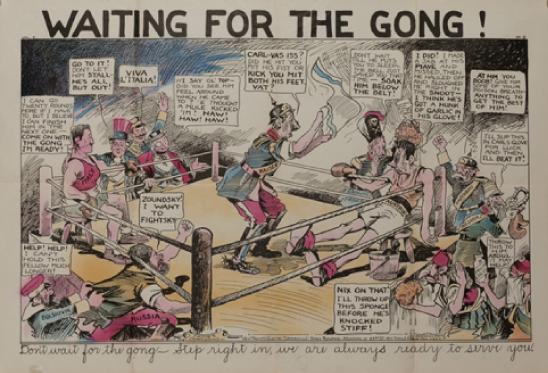 historias-em-quadrinhos-historia-em-quadrinho-waiting-for-the-gong